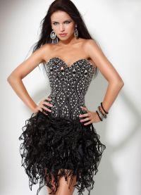 piękne czarne sukienki 3