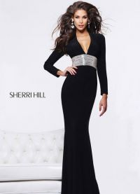 piękne czarne sukienki 6