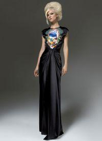 piękne czarne sukienki 9