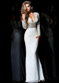 Długa suknia wieczorowa 7