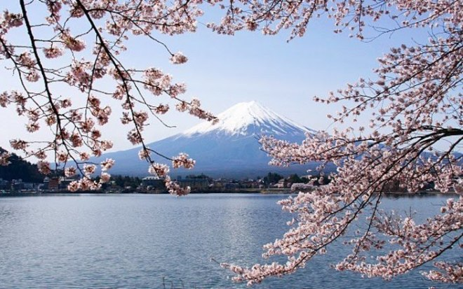 Экскурсия на Фудзияму