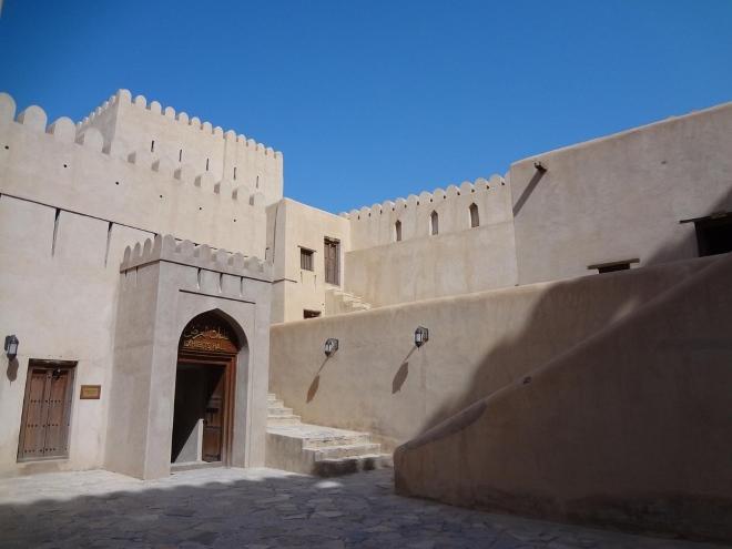Крепость Низва