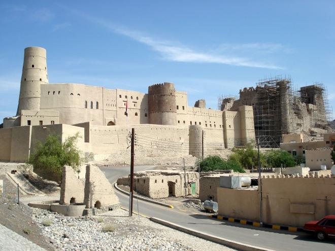 Крепость Бахла
