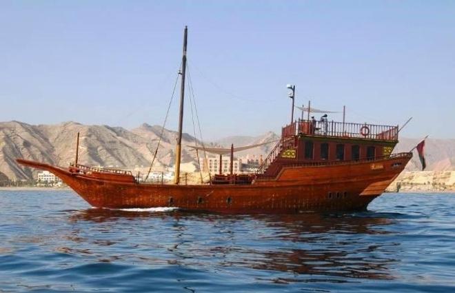 Морские экскурсии очень популярны у туристов