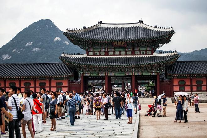 Экскурсия Сеул
