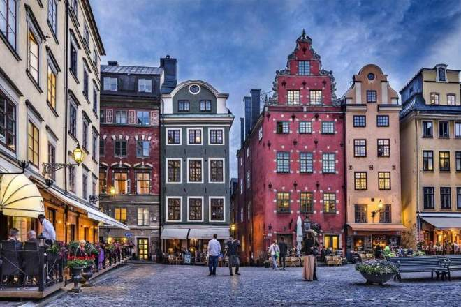 Классика Стокгольма