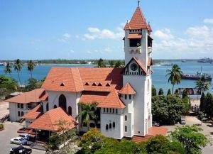 Церковь Dar es Salaam