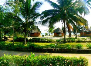Отдых на пляже в Багамойо