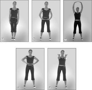 Вежбе за загревање 1