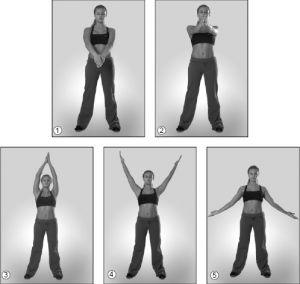 Вежбе за загревање 4
