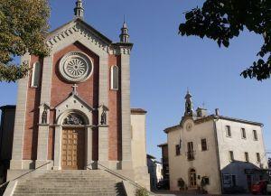 Церковь Святого Апостола Павла в Фаэтано