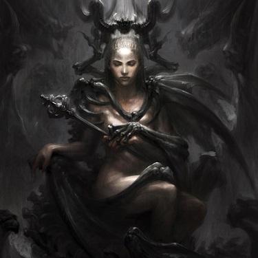 пао анђел Лилит