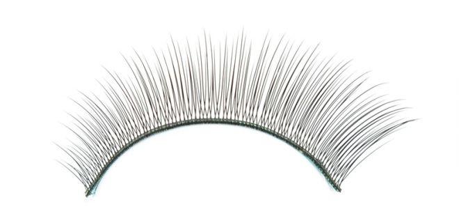 Как выбрать накладные ресницы по форме глаз натуральность
