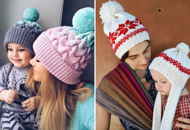 шапки фэмили лук