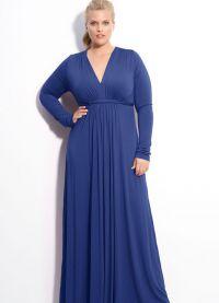 Fancy dress dla pełnych kobiet na wesele13
