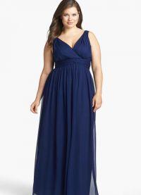 Fantazyjne sukienki dla pełnych kobiet na wesele15