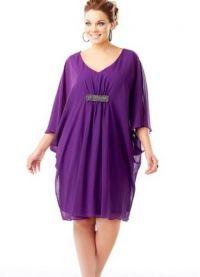 Елегантне хаљине за гојазне жене на годишњицу 2