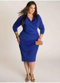 Елегантне хаљине за гојазне жене на годишњицу3