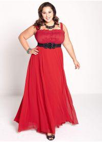 Елегантне хаљине за гојазне жене на годишњицу4