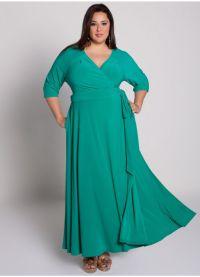 Елегантне хаљине за гојазне жене на годишњицу 5
