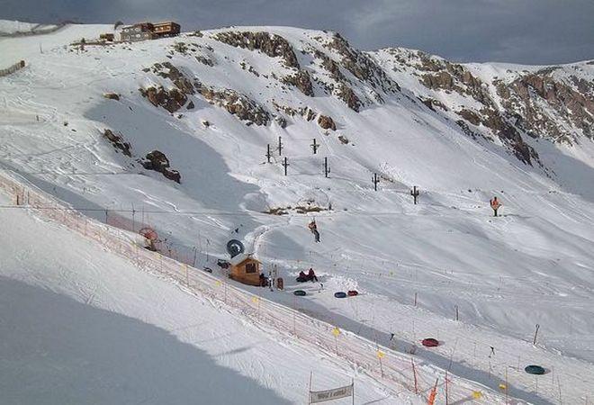 Трассы горнолыжного курорта Фарельонес