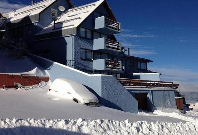 На территории курорта можно остановиться в комфортабельных отелях