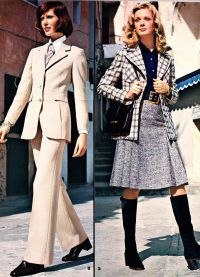 Moda lat 70. 1