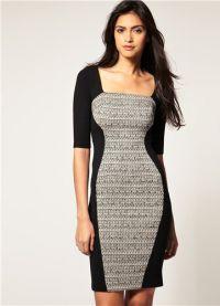 stil haljina za lik s širokim kukovima19
