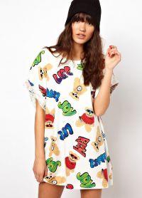 stil haljina za lik s širokim bokovima5