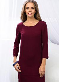 stil haljina za lik s širokim bokovima10