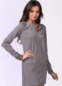 stil haljina za lik s širokim kukovima12