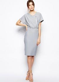 stil haljina za lik s širokim kukovima 18