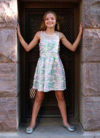 модне хаљине за дјевојчице2