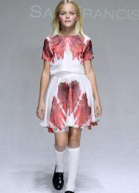 модне хаљине за дјевојчице3