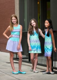 модне хаљине за дјевојчице7