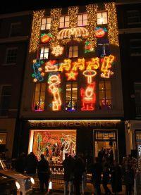 Вечеринка проходила в лондонском бутике Stella McCartney