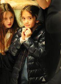 Дочь Сальмы 7-летняя красавица Валентина