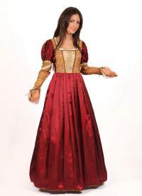 мода от 16 век 2