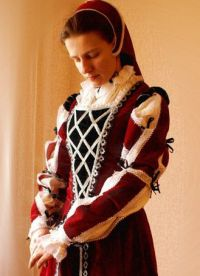 Мода от 16-ти век 4