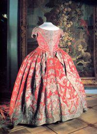 Мода от 16-ти век 7