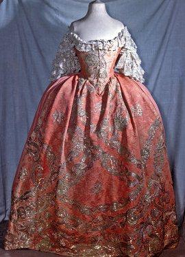 Мода от 16-ти век 8