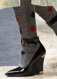 модни обувки падат зимата 2016 2017 10
