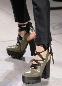 модни обувки падат зимата 2016 2017 37