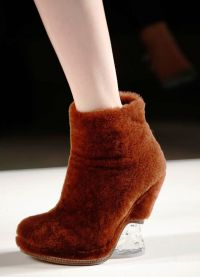 модни обувки падат зимата 2016 2017 42