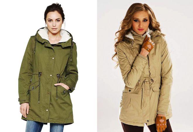 модные молодежные куртки