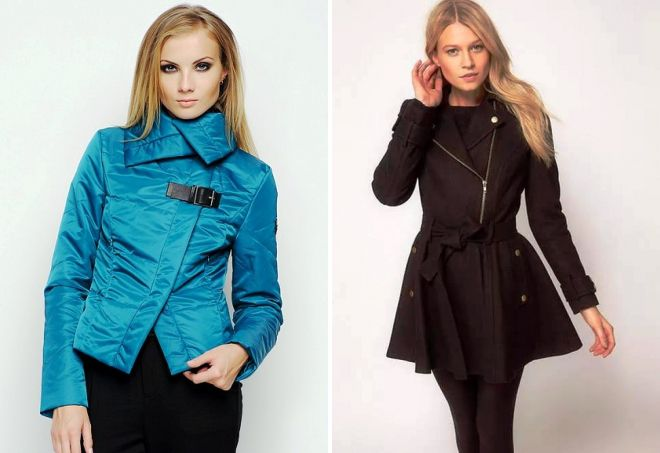 модные женские демисезонные куртки