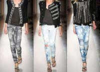 modne dżinsy jesień 2015 1