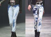 modne jesienne jeansy 2015 5
