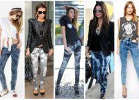 modne jesienne jeansy 2015 9