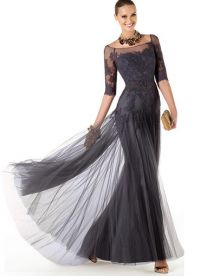 модни дълги рокли 2